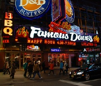 Famous Dave's Times Square