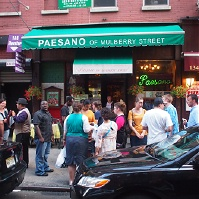 Paesano Of Mulberry St