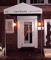 David Burke & Donatella