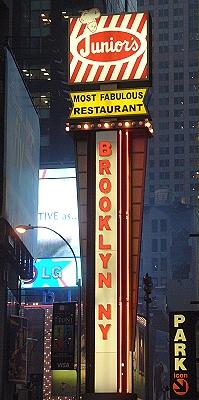 Junior's Times Square