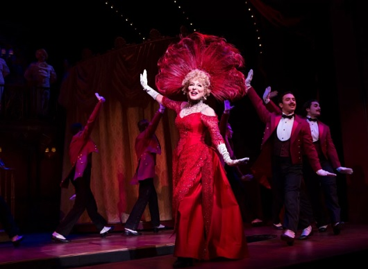 Best Revival of a Musical: Hello Dolly