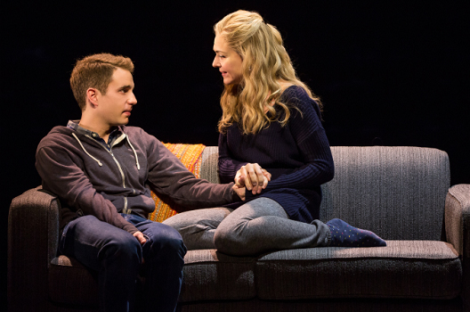 Best Musical: Dear Evan Hansen