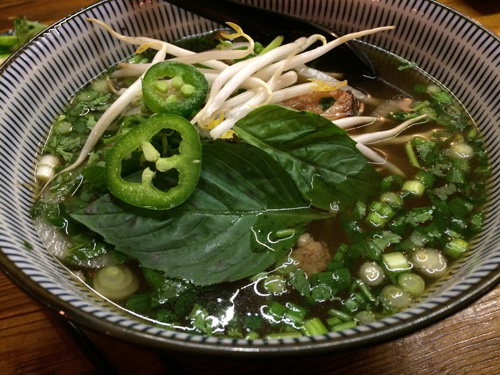 A taste of Vietnam at 5ive Spice