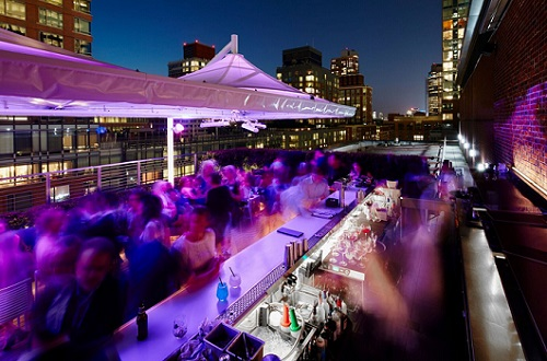 Hitting the Roof!<br>Some of NYC's Best Rooftop Bars