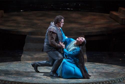 Puccini's final opera Turandot returns to the Met